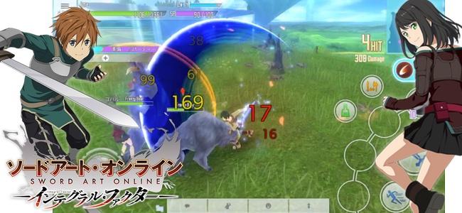 これは現実かゲームか。MMOが舞台のアニメがリアルにゲーム化したことで本当にゲームと現実が入り混じった「ソードアート・オンライン インテグラル・ファクター」