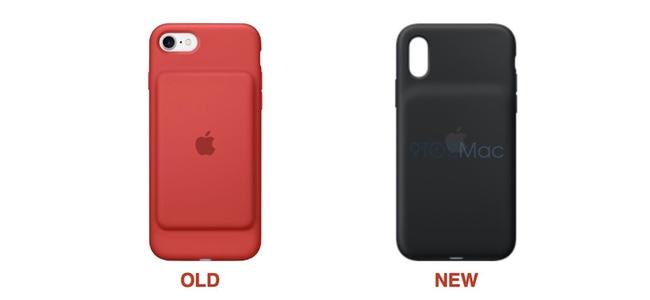 AppleがiPhone XS/XS Max/XRの新モデル全てで「Smart Battery Case」を用意?しかも発売は年内か