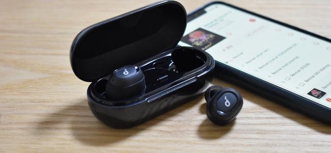 Ankerから超軽量でIPX7防水、最大20時間の再生が可能な完全ワイヤレスイヤホン「【第2世代】Soundcore Liberty Neo」が発売開始