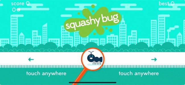 アリとなって巨大な人間に踏まれないように逃げまくれ!瞬時の判断が生死をわける「Squashy Bug」レビュー