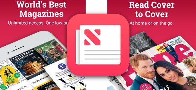 Appleが定額雑誌読み放題サービス「Texture」を買収。純正Newsアプリに情報を統合の可能性も