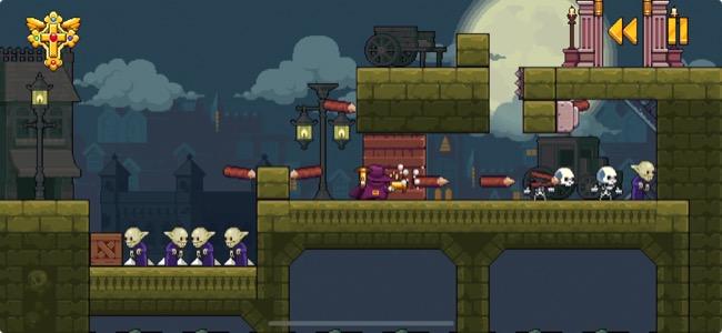 ローグライクの様な1アクション1ターン、迫る敵を倒し・利用して進む詰将棋感覚のパズルアクション「Turn Undead 2」レビュー