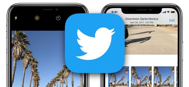 Twitterが公式アプリでLive Photosのサポート予定か