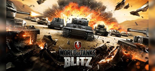 全世界1億人に遊ばれた実力は伊達じゃない!戦場を駆け抜ける緊張感がハンパない!『World of Tanks Blitz』