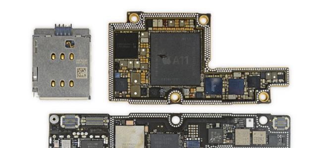 新たに次期iPhoneに搭載される「A12」チップのベンチマークのスコアとする投稿が登場