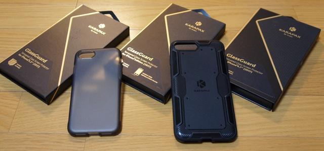 Ankerから早くもiPhone X/8/8 Plus用のガラスフィルムと保護ケースが発売!本体購入に合わせてまずはコレを用意しておけば安心!
