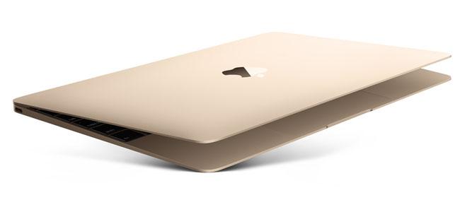 Apple、MacBook Airよりも薄くて軽い新しい「MacBook」を発表