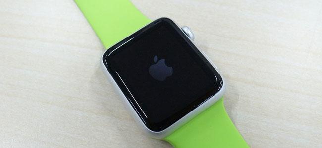 動かなくなった時の最終手段!Apple Watchを強制的に再起動(リセット)する方法