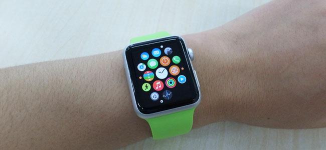 Apple Watchのディスプレイを速攻でスリープにする方法