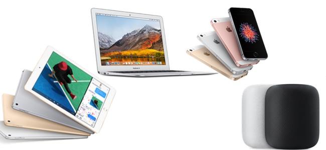 AppleがiPhone、Mac、iPad、HomePodそれぞれで低価格路線の製品を投入?