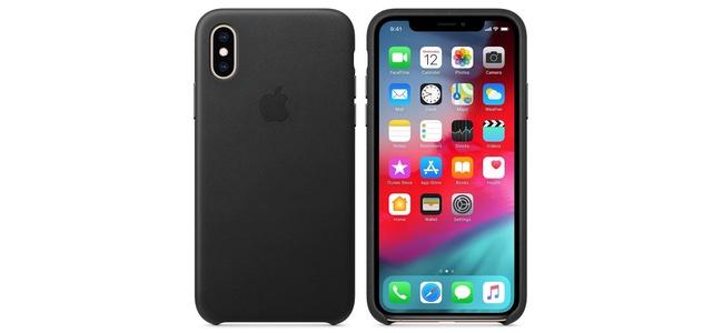 iPhone XS/XS MaxのApple純正ケースがAmazonでも販売中
