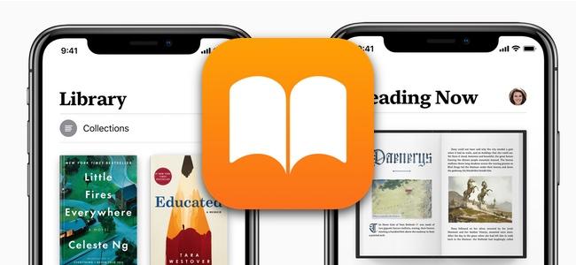 iOS 12に合わせてiBooksはApple Booksにリニューアル。Appleが変更内容を公式サイトにて案内