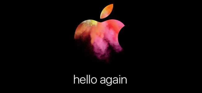 Appleがスペシャルイベントの開催を正式発表!日本では10月28日(金)午前2時から!新型MacBook Pro/Air発表か