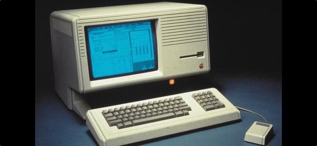 35年前に発売されたApple初のGUI採用PC「Lisa」のOSソースコードが今年2018年に公開へ