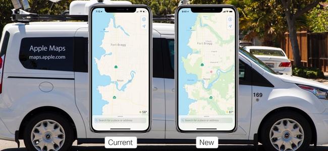 Appleが独自に地図データを収集し精度を上げた新しい「Apple Maps」を来週より米国にて公開へ