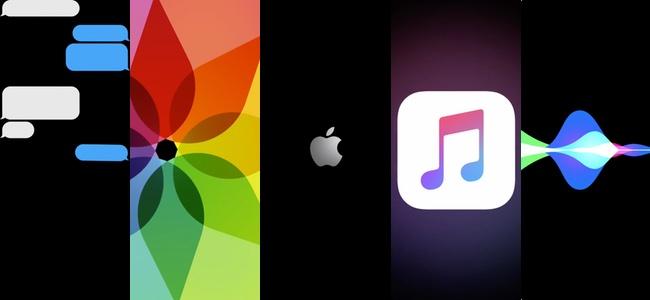 Apple StoreのiPhone Xデモ機で流れているスクリーンセーバー動画が投稿される