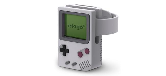 今度はゲームボーイ風!Apple Watchの充電スタンドに初代ゲームボーイを模したタイプが登場