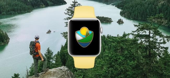 Apple Watchのアクティビティに7月15日に挑戦できる「国立公園チャレンジ」が追加