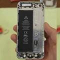 iPhone 5Sは5より電池容量がアップ!?バッテリーを搭載する場所が広がってるぞ!