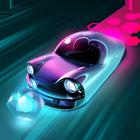 BGMとシンクロする心地良さ!オートランのカーアクションゲーム「ビートレーサー(Beat Racer)」