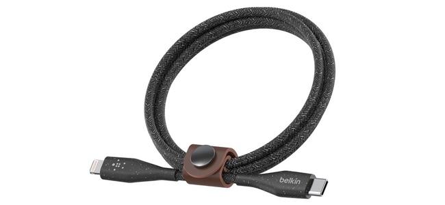 Belkinがついに初となるサードパーティ製「USB-C to Lightningケーブル」を発表!