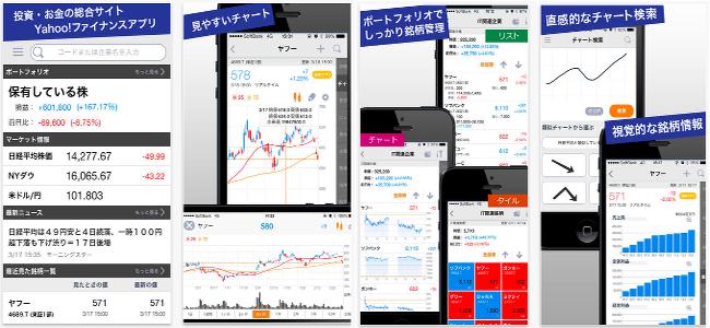 「Yahoo!ファイナンス」がアプリで完全再現!![PR]