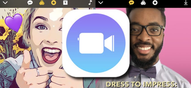 Appleから新しいビデオクリップアプリ「Clips」リリース!録画しながら喋るだけでテキスト合成ができる!
