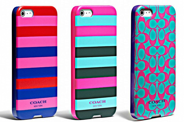 「COACH」のiPhone 5/5s用ケースが手頃で素敵!女性へのプレゼントにも喜ばれそう
