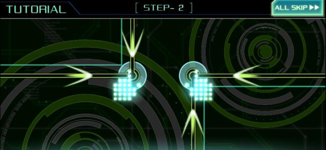 カプコン初の本格音ゲー「CROSS×BEATS」はiPhoneらしい操作感で誰でも遊べるスタイリッシュゲームだ!