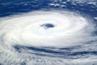 「10年に一度の強い台風」って全く想像がつかないから「アメミル」でみてみる