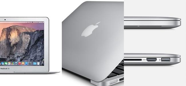 新MacBook Proが登場した一方でApple製品から姿を消したもの・消えそうなもの達