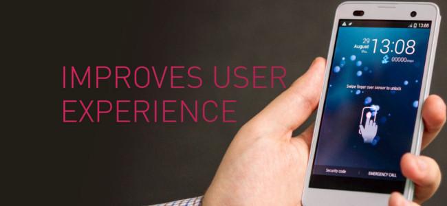 ディスプレイで指紋認証!次のiPhoneはホームボタンで認証しなくていいかも?