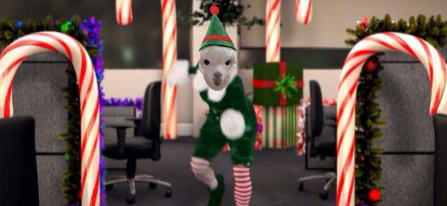 クリスマスだよ踊らにゃソンソン!顔写真を合成してシュールなダンスムービーが作れる「ElfYourself by OfficeMax」