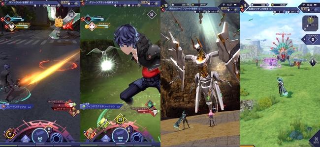 スクエニ以外の他社キャラもメインストーリーでクロスオーバー!「ゲシュタルト・オーディン」レビュー。MMOとセミオートバトルのRPGをいいとこ取りしてコンパクトにしたようなシステムが特徴