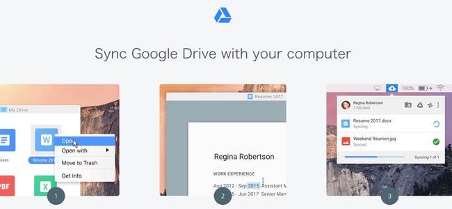 「Google ドライブ」と「Google フォト」両方に対応したクラウドへのバックアップ・同期が行える「Backup and Sync」リリース
