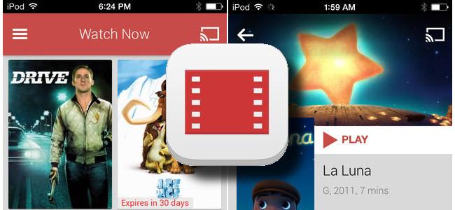 iPhoneだけどiTunes要らず!Google Playで購入した映画やTVを再生出来る「Google Playムービー&TV」リリース!