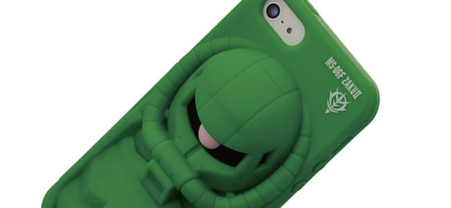 圧倒的じゃないか、このケースは!超立体的iPhoneガンダムケース予約販売開始!