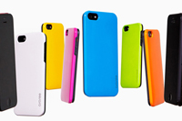 斬新!iPhoneの半分だけカバーを被せる「half for iPhone 5」が意外とオシャレ!