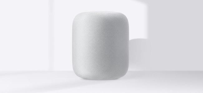Appleのスマートスピーカー「HomePod」がアメリカ、オーストラリア、イギリスで発売を開始