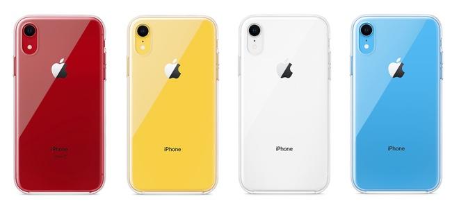 AppleがiPhone XR用純正のクリアケースを発売開始!