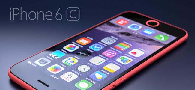 これはこれであり?ポップなカラーリングのiPhone 6cのコンセプトデザイン