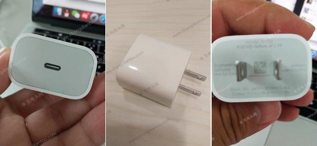次期iPhoneシリーズに同梱とされるUSB-C接続の電源アダプタの実機画像が登場