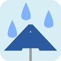 傘を持っていくべきかどうか迷ったらこのアプリがオススメ!「Amagasa」
