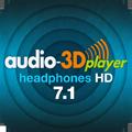 7.1サラウンドを疑似体験!音に囲まれる感覚が味わえるアプリ「Audio-3D Player 7.1」