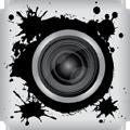 ペンキが飛び散ったような芸術的な写真が簡単に作れちゃうカメラアプリ「Splat FX」