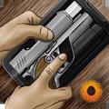 iPhoneがリアルな拳銃に変身っ!射撃体験アプリ「Weaphones」のこだわりが半端ない