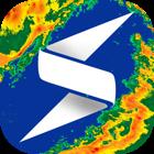 Storm Radar:ドップラー&悪天候警報
