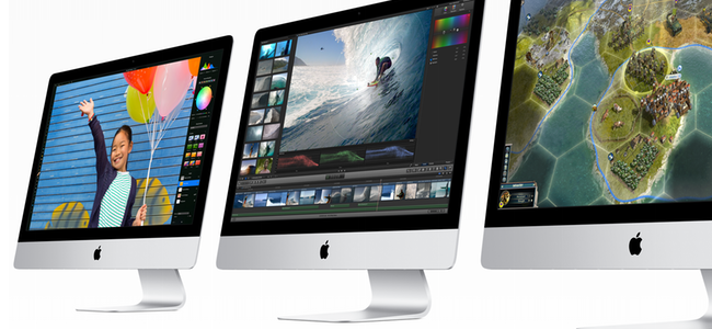 iMac Retina 5Kモデルにほんの少しだけお安いモデルが登場。同時に27インチiMac 2013の一部モデルの販売を終了