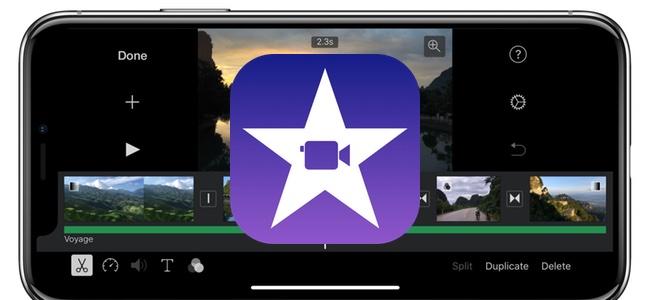 iOS版「iMovie」がアップデートでやっとiPhone Xの画面サイズに対応。グラフィック処理にMetalを採用