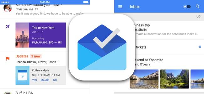 Google製Gmailアプリ「Inbox」がアップデートでようやくiPhone Xに対応